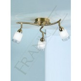 Franklite DP40013 Campani 3 Light Fitting