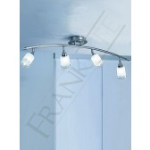 Franklite DP40024 Campani 4 Light Fitting