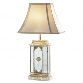 Eidetic Table Lamp - Antique Gold