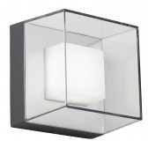 Cube 1-Light Wall Ip54 4W