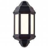 Halbury 1-Light Wall Ip44 60W