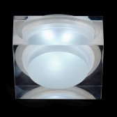 Ip65 LED Downlight - Square