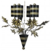 Flambeau FB/AUDUBON4 Audubon 4 - Light Chandelier