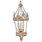 Flambeau FB/CROWN4 Crown 4 - Light Chandelier