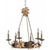 Flambeau FB/SIMONE6 Simone 6 - Light Chandelier
