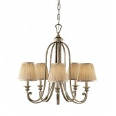 Feiss FE/ABBEY5 Abbey 5 - Light Chandelier