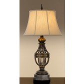 Feiss FE/AUGUSTINE TL Augustine 1 - Light Table Lamp