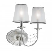 Feiss FE/AVELINE2 Aveline 2-Light Wall Light