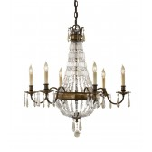 Feiss FE/BELLINI6 Bellini 6 - Light Chandelier