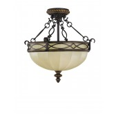 Feiss FE/DRAWINGRM/SFC Drawing Room Semi-Flush Mount C