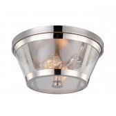 Feiss FE/HARROW/F Harrow Flush Mount
