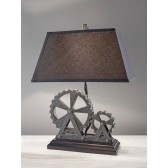 Feiss FE/OLD INDUST TL Old Industrial 1 - Light Table Lamp