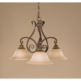 Feiss FE/SONOMAVAL3 Sonoma Valley 3 - Light Chandelier