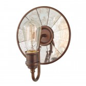 Feiss FE/URBANRWL/WB2 Urban Renewal 1-Light Wall Light