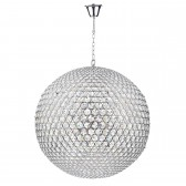 Fiesta Ceiling Pendant (90CM) - 12 Light, Polished Chrome