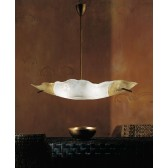 Firenze Ceiling Light - 1 Light, Antique Brown
