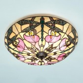 Interiors1900 Ashton Flush Ceiling Light