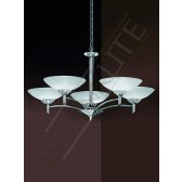 Franklite FL2006/5 Fizz 5 Light Fitting