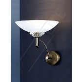 Franklite FL2010/1 Fizz 1 Light Wall Bracket