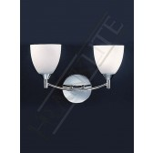 Franklite FL2087/2 Emmy 2 Light Wall Bracket