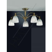 Franklite FL2105/5 Emmy 5 Light Fitting