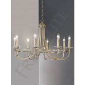 Franklite FL2147/8 Carousel 8 Light Fitting