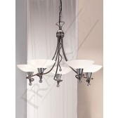 Franklite FL2152/5 Asti 5 Light Fitting
