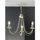 Franklite FL2172/3 Philly 3 Light Fitting
