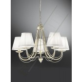 Franklite FL2172/5 Philly 5 Light Fitting