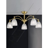 Franklite FL2200/5 Emmy 5 Light Fitting