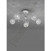 Franklite FL2214/5 Orion 5 Light Fitting