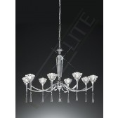 Franklite FL2237/8 Desian 8 Light Fitting