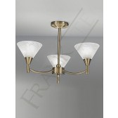 Franklite FL2251/3 Harmony 3 Light Fitting