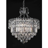 Franklite FL2319/13 Tzarina 13-Light Pendant