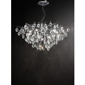 Franklite FL2326/13 Wisteria 13-Light Pendant