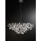 Franklite FL2326/15 Wisteria 15-Light Pendant