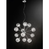 Franklite FL2329/12 Protea 12-Light Pendant