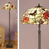 Interiors1900 Butterfly Floor Lamp