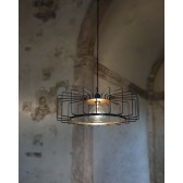 Futura Large Pendant - 1 Light, Brown