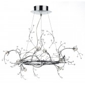 Gazetta Ceiling Light - 8 Light