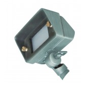 Garden Zone GZ/BRONZE11 Bronze Mini flood Light - Verdigris