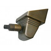 Garden Zone GZ/BRONZE12 Bronze Mini Flood Light - Aged Bronze