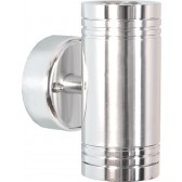 Garden Zone GZ/ELITE1 Elite Up/Down Wall Fitting - Anodised Aluminium
