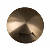 Garden Zone GZ/FUSION4 Fusion 1 Direction ring in ground light - Natural solid Brass
