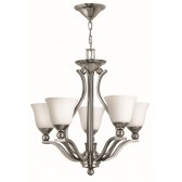 Hinkley Lighting HK/BOLLA5 Bolla 5 - Light Chandelier