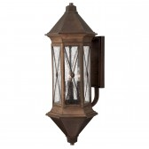 Hinkley HK/BRIGHTON1/XL Brighton Extra-Large Wall Lantern