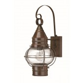Hinkley Lighting HK/CAPECOD M Capecod 1 - Light Medium Wall Lantern