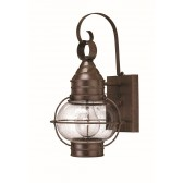 Hinkley Lighting HK/CAPECOD S Capecod 1 - Light Small Wall Lantern