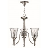 Hinkley Lighting HK/CHANDON3 Chandon 3 - Light Chandelier