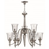 Hinkley Lighting HK/CHANDON9 Chandon 9 - Light Chandelier